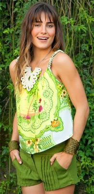 Regatas femeninas Farm Verão 2014