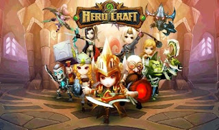 Screenshots of the Hero craft Z for Android tablet, phone.