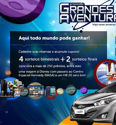 """""""Promoção Grandes Aventuras"""""""