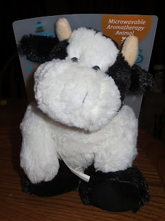 Cozy Hugs Cow