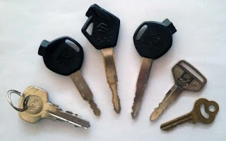 Key Maker / Locksmith / Ahli Kunci in Ubud, Bali