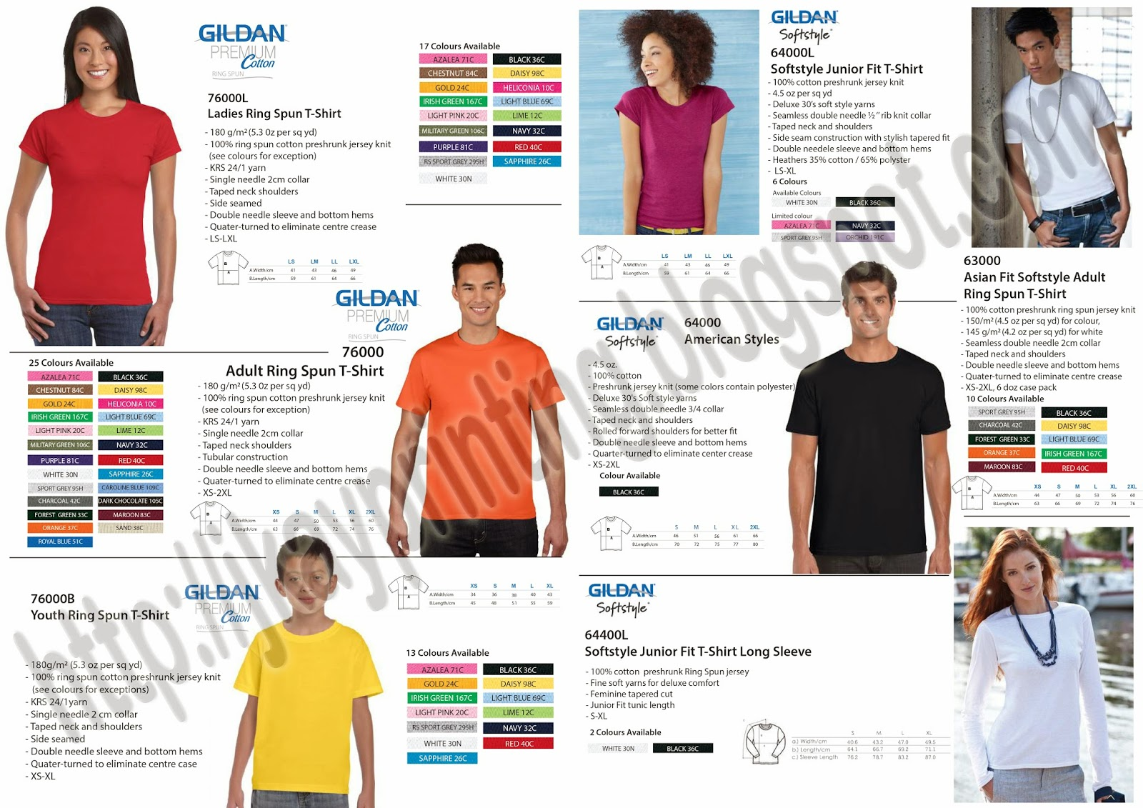 Design t shirt murah - Pembekal Dan Pemborong T Shirt Gild