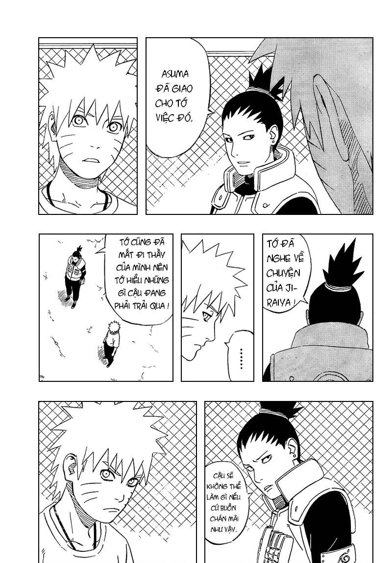 Naruto chap 406 Trang 16 - Mangak.info