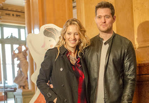 LA NOTICIA DEL DIA: LUISANA LOPILATO Y MICHAEL BUBLE