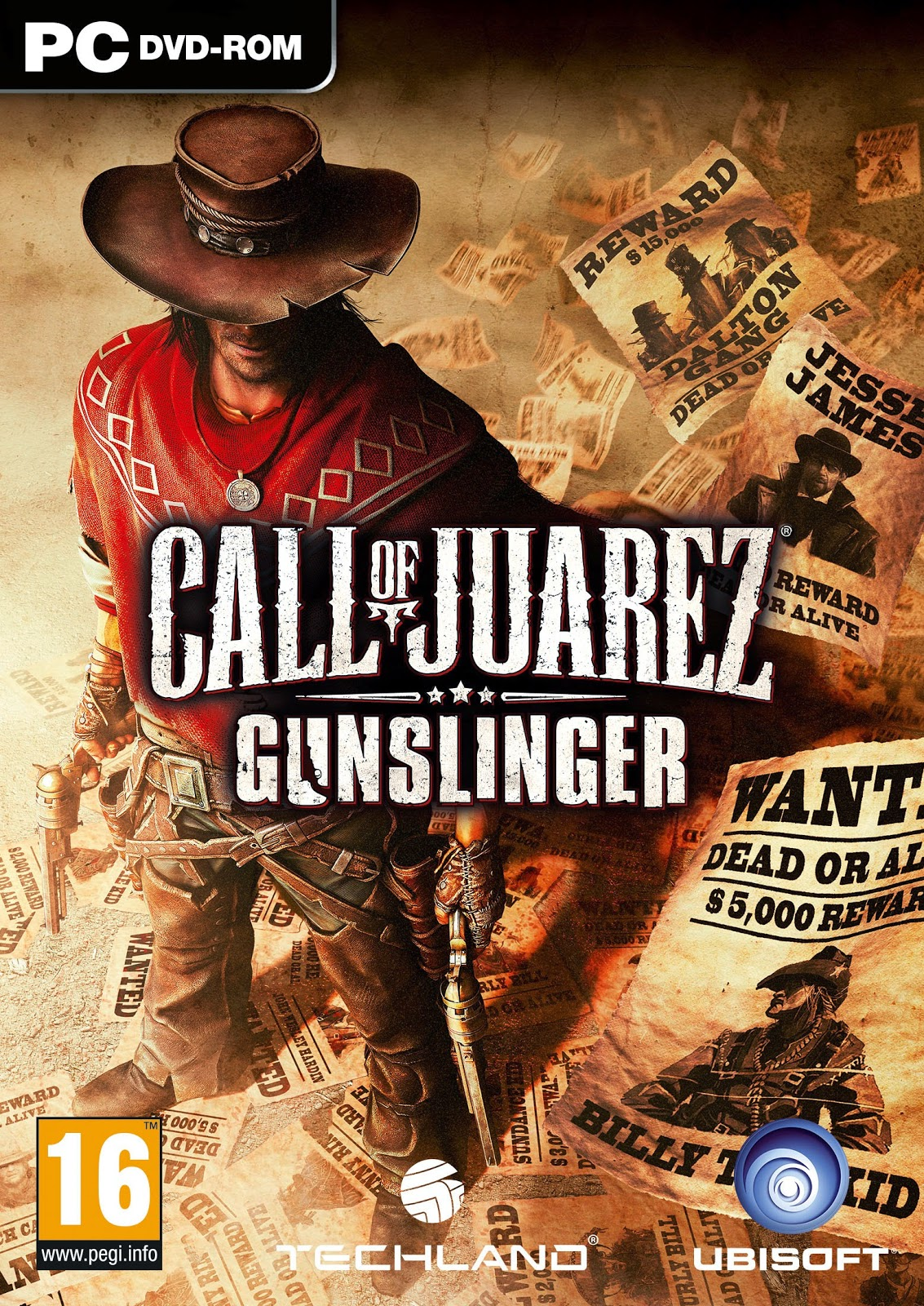 Call Of Juarez Gunslinger Highly Compressed