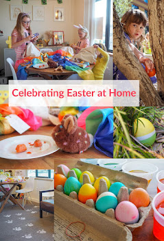 Celebrating Easter at Home