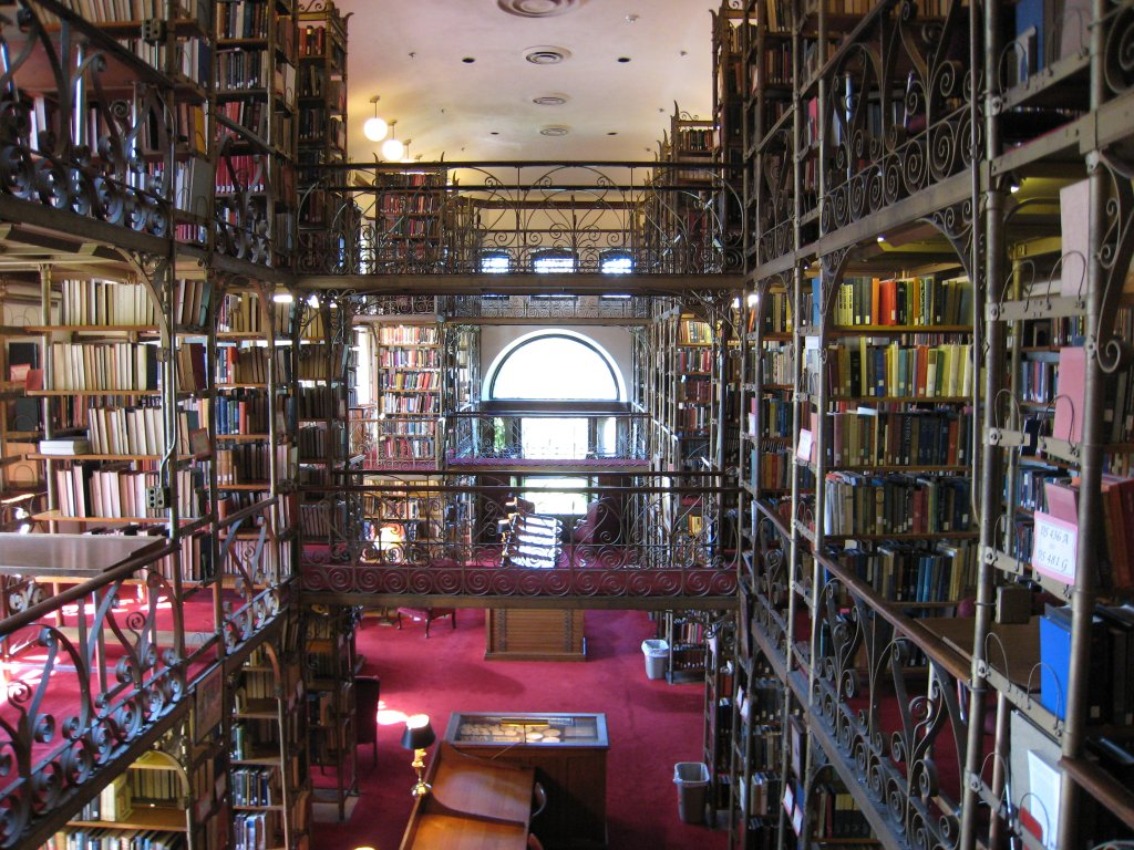 fantastic libraries around the world