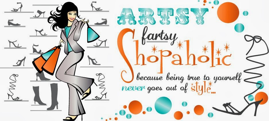Artsy Fartsy Shopaholic