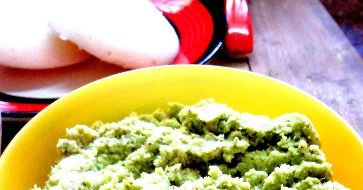 how to make coriander leaves chutney