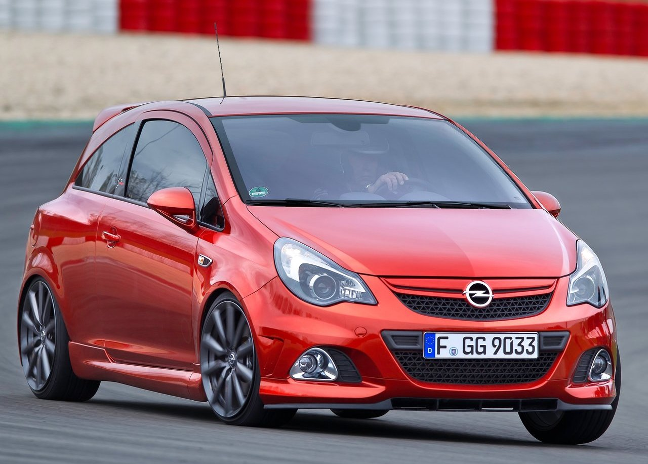 new cars by opel corsa opc nurburgring edition auto unique and new cars. Black Bedroom Furniture Sets. Home Design Ideas