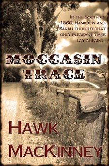 Goddess Fish Book Blast Spotlight: Moccasin Trace by Hawk MacKinney