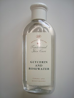 Glycerin & Rosewater