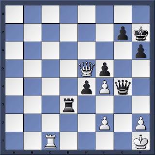 Echecs à Nalchik : Les Noirs jouent et gagnent en 2 coups © Site officiel