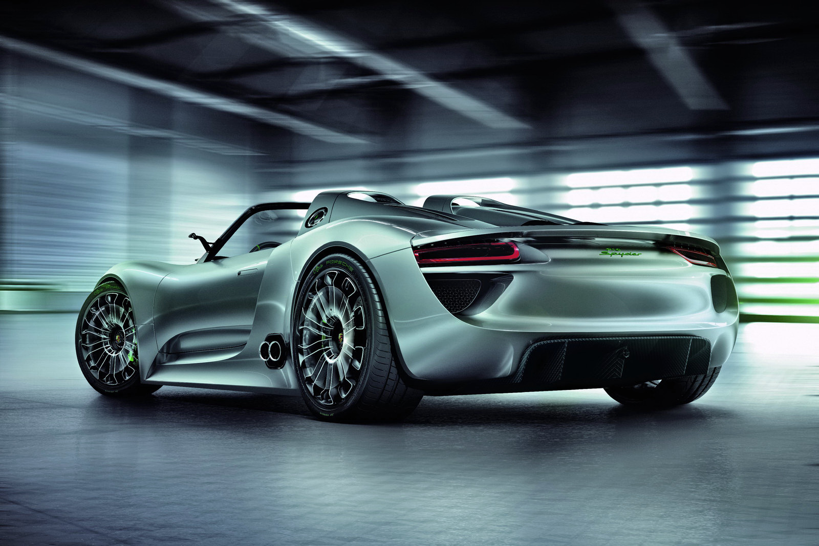 porsche j recebe encomendas de seu modelo 918 spyder hybrid. Black Bedroom Furniture Sets. Home Design Ideas