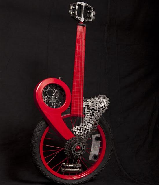 Acoustic And Electric Designs: Antique Collection: Cool Guitars