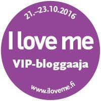 VIP-bloggaaja I love me 2016