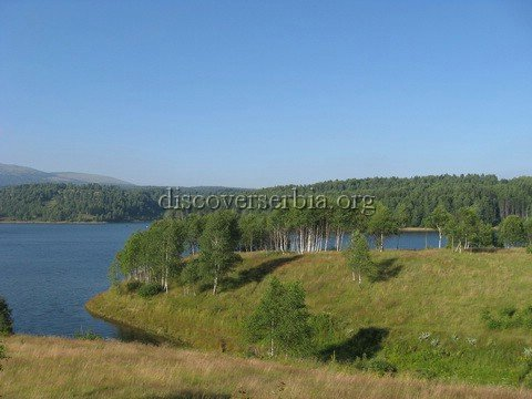 Vlasinsko Lake Pictures