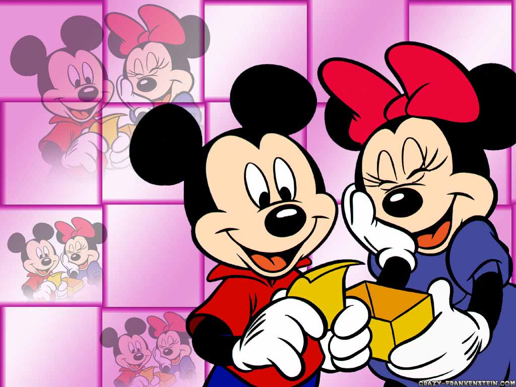 love u wallpapers minnie mouse background