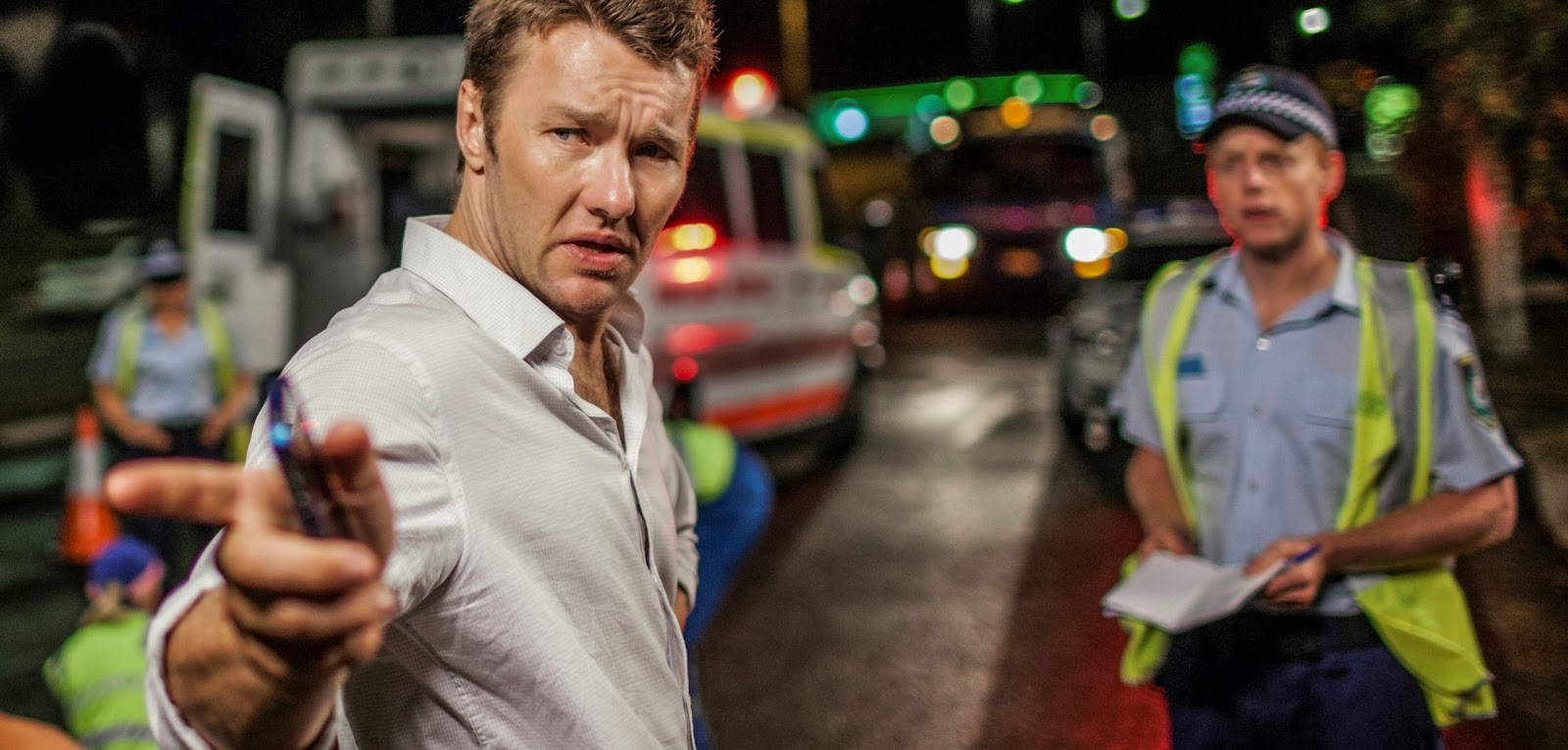 Joel Edgerton esconde um crime no trailer do suspense FELONY, com Tom Wilkinson e Jai Courtney