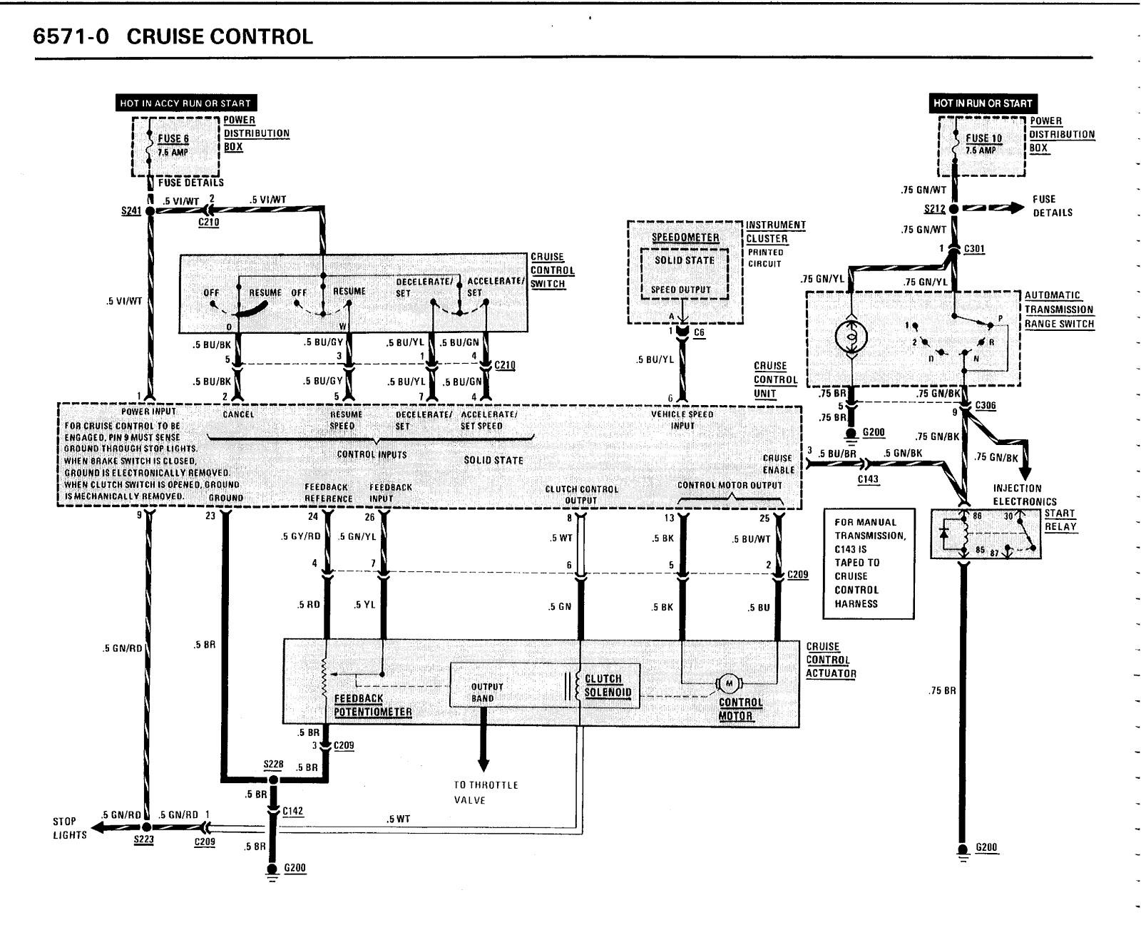 The E30 Cruise Control Module Whats Inside My E30 Journey