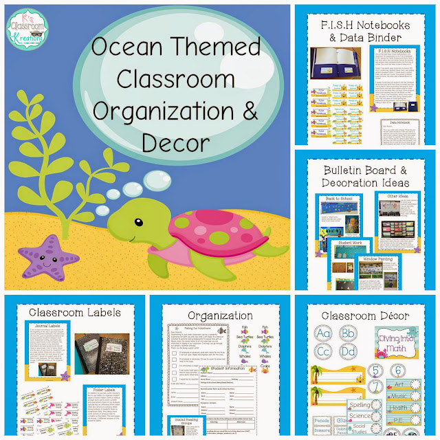 https://www.teacherspayteachers.com/Product/Ocean-Themed-Classroom-Decor-Organization-1384675