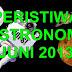 Wajib Lihat! Daftar Peristiwa Astronomi Juni 2013