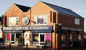 Surefit Carpets Showroom