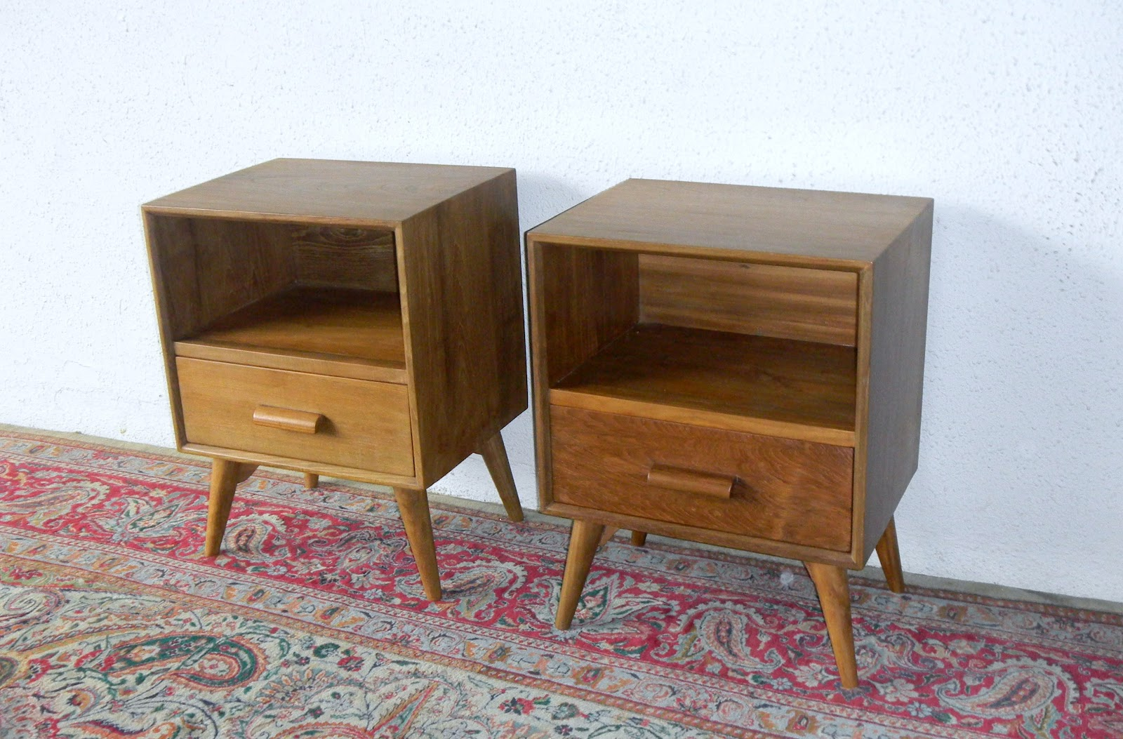 Mid Century Modern Bedside Cabinets Vintage And Fine Reproductions