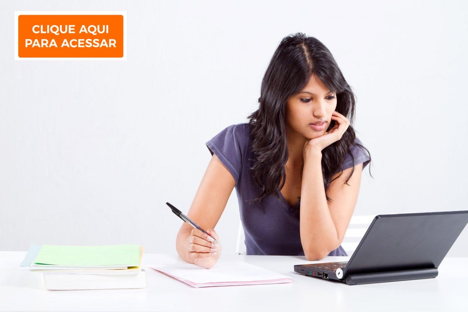 Cursos On-Line de Aperfeiçoamento por apenas R$ 25,00