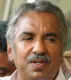 Oommen Chandy Kerala Ministers 2013
