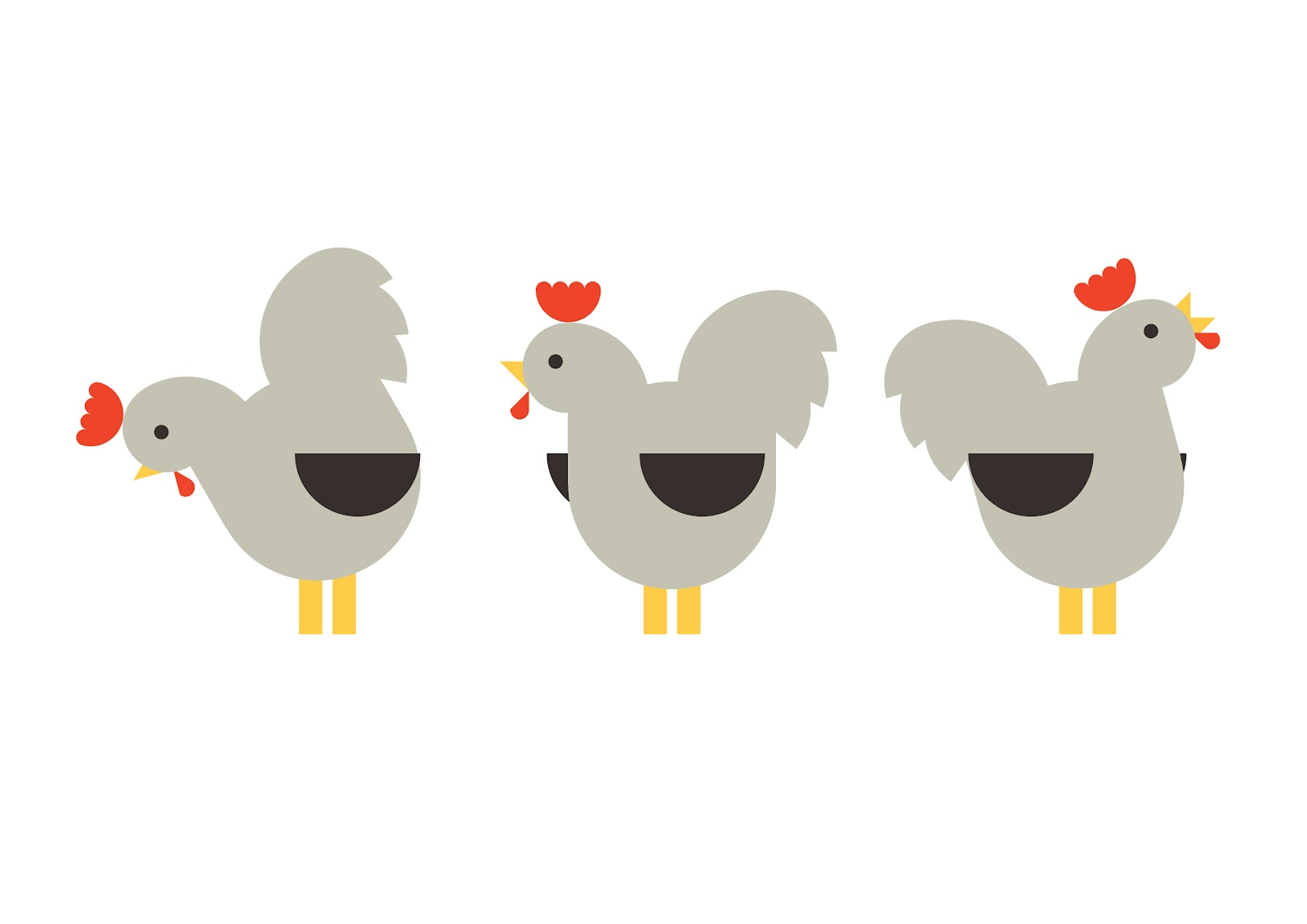 Joe Collins Animation: Chickens