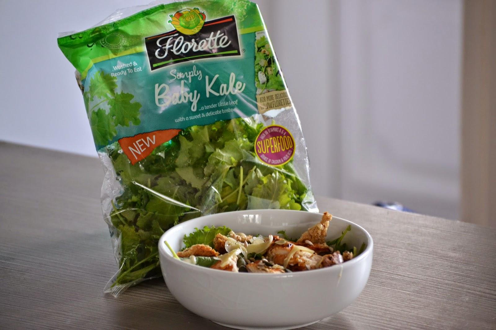 Florette Baby Kale