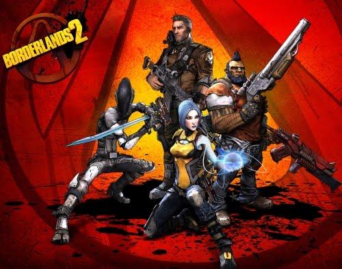 Los Mejores Juegos para PS3 2012 (PlayStation 3) Borderlands 2