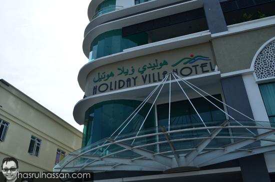 Penginapan Wakaf Che Yeh - Holiday Villa Hotel
