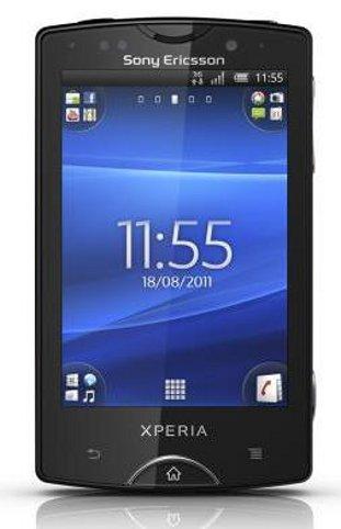 Sony-Ericsson Xperia Mini Pro Harga Spesifikasi