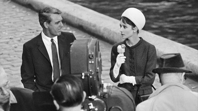 Cary Grant audrey hepburn