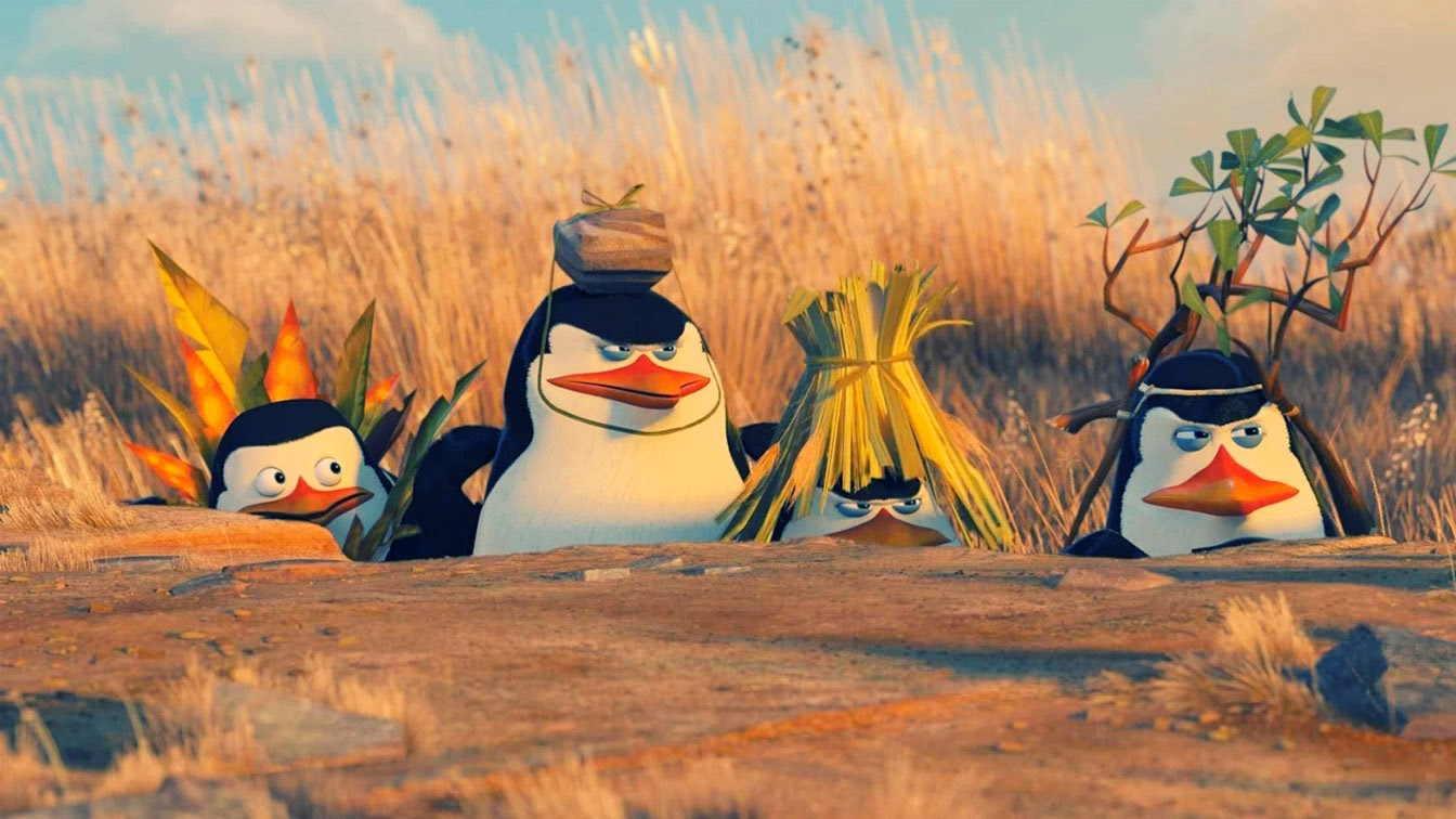I PINGUINI DI MADAGASCAR, RECENSIONE IN ANTEPRIMA DEL FILM D'ANIMAZIONE DREAMWORKS