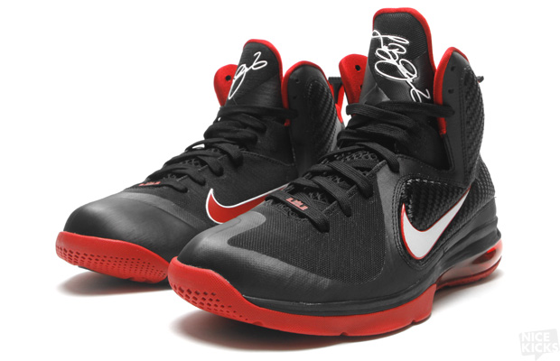 realkalikokyle official page nike lebron 9 up close and