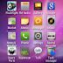 Screenshots of CM Music Mix v3.1.9 On Galaxy Mini/Pop/Next GT-S5570