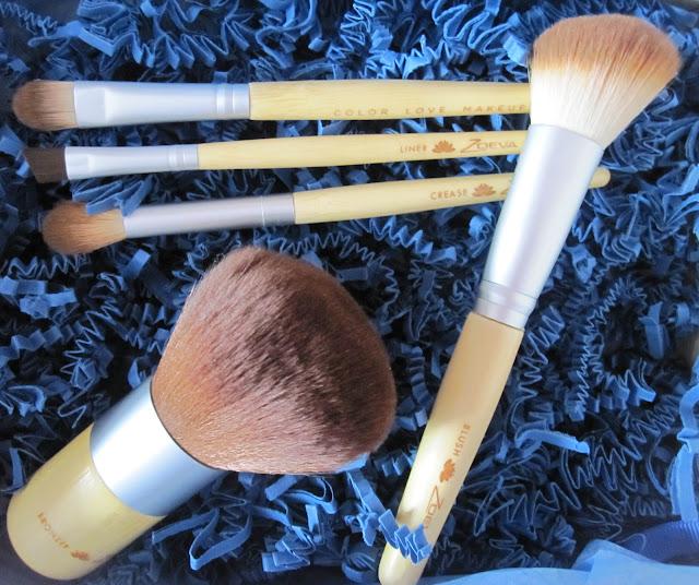 brochas bambu zoeva