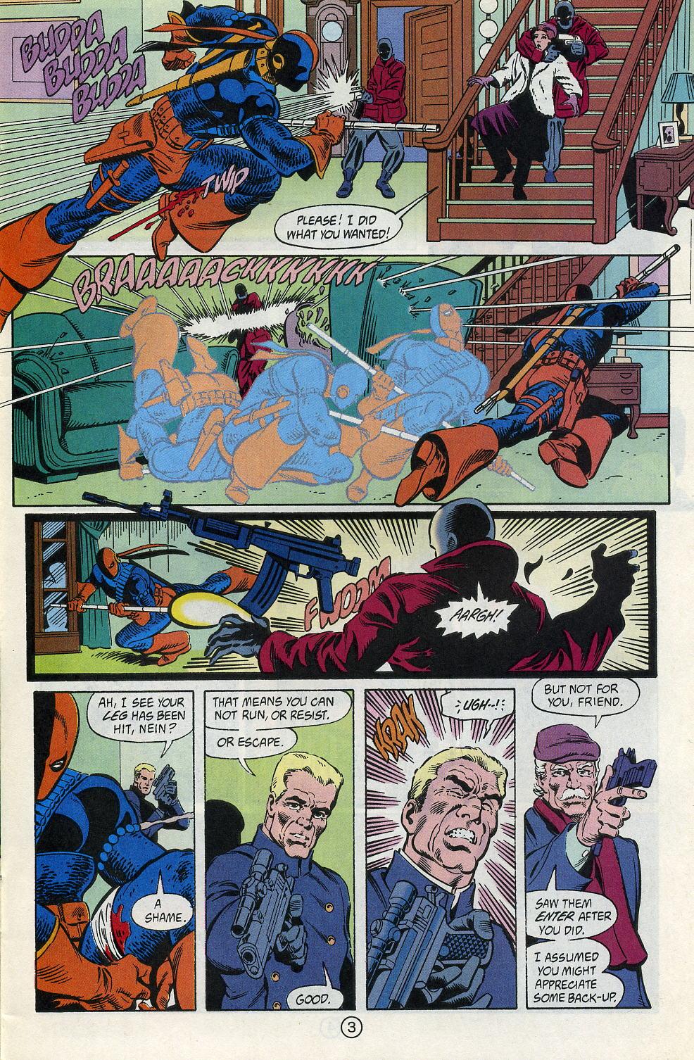 Deathstroke (1991) Issue #2 #7 - English 5