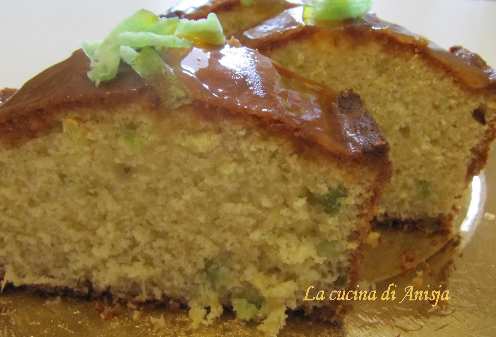 La Cucina Di Anisja: Plumcake Zenzero E Pomelo #A88D23 1600 1088 Ricette Di Cucina Disegni