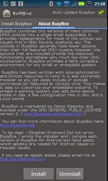 BusyBox Pro android apk - Screenshoot