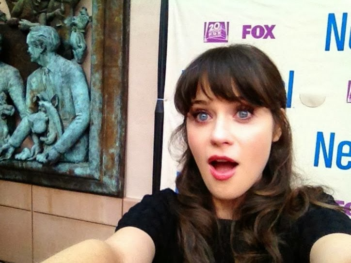 Foto Selfie Artis Hollywood