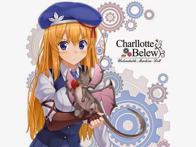 Charlotte Belew