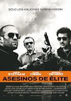 Cartel de la película Asesinos de élite