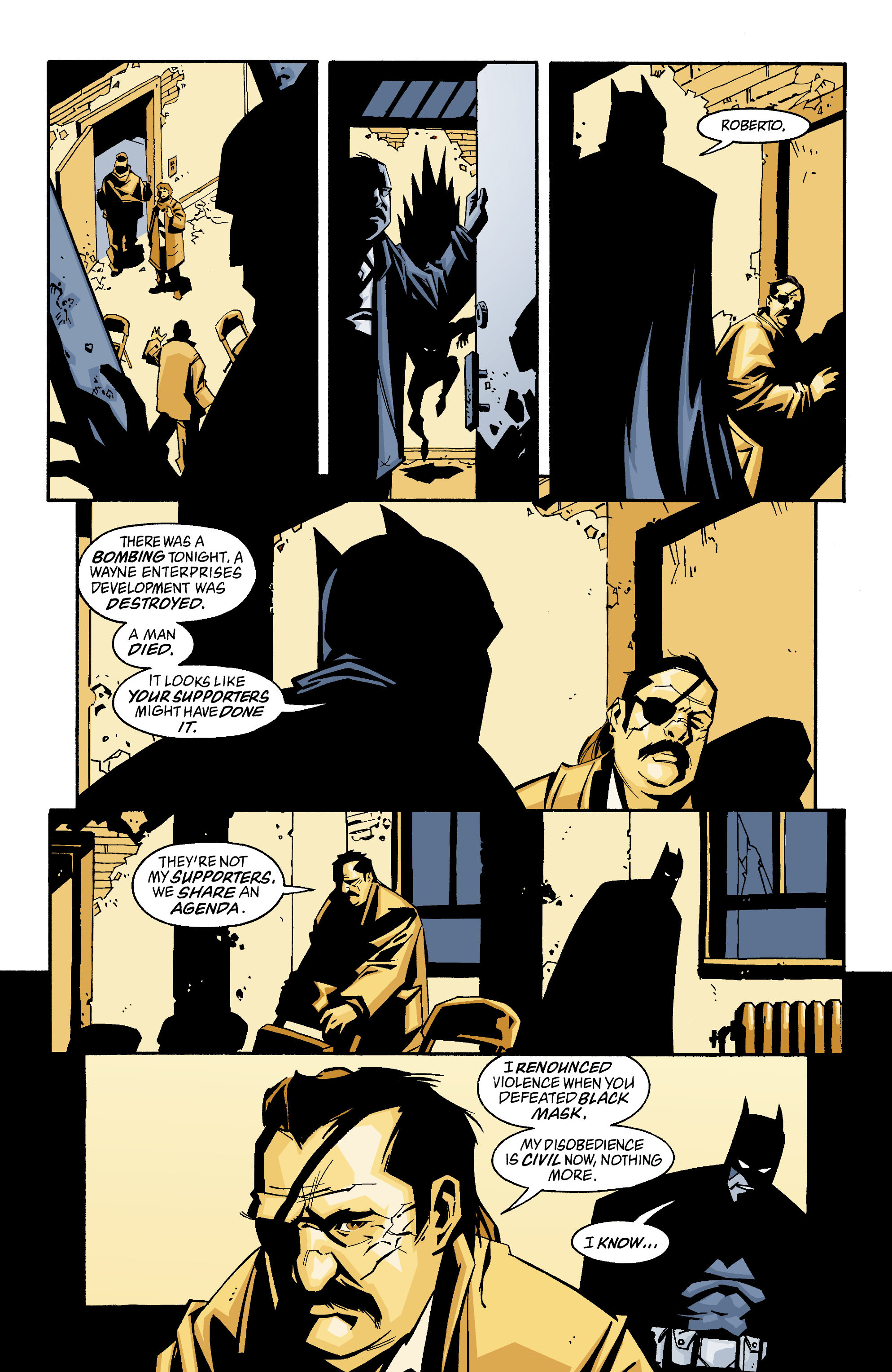 Detective Comics (1937) Issue #748 Page 10