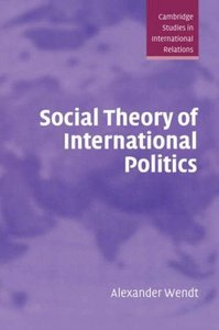 ebook: Social Theory of International Politics