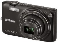 Nikon S6800 16 MP Point and Shoot Camera @ Rs 7469/- only