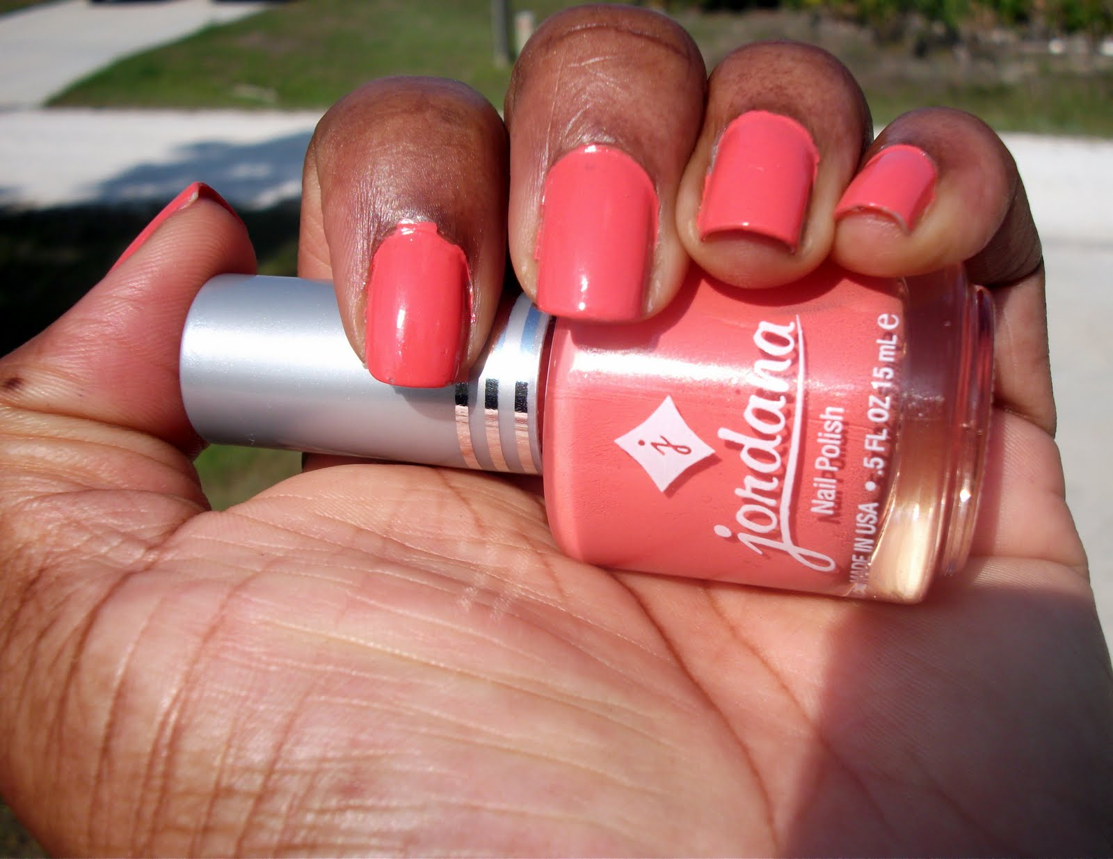 Cheapalicious: Cheapalicious Beauty: Jordana nail polish in \